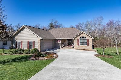 Crossville Single Family Home For Sale: 24 Inwood Drive
