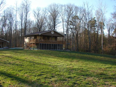 Dandridge, Sevierville Single Family Home For Sale: 1311 Tranquility Tr