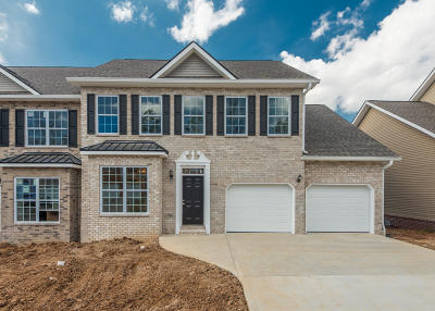 Knoxville Condo/Townhouse Pending: 4931 Briar Rock Lane