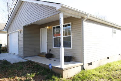 Maryville TN Single Family Home For Sale: $174,900