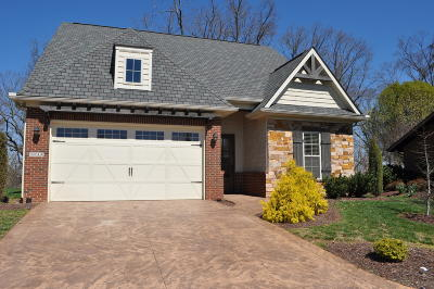 Knoxville Single Family Home For Sale: 2344 Arbor Gate Lane