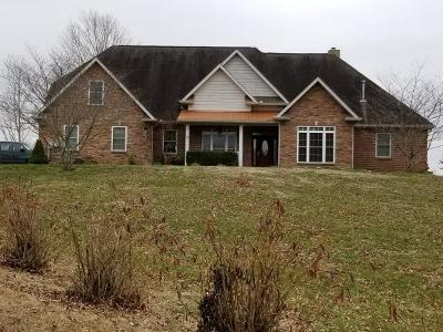 Andersonville, Maynardville, Norris Single Family Home For Sale: 240 Red Hill Rd