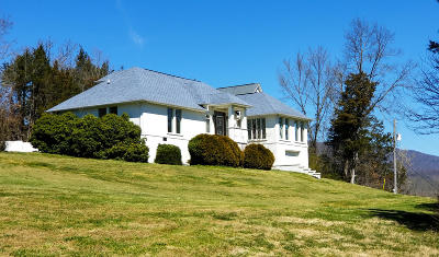 Claiborne County Single Family Home For Sale: 749 Bristol Rd