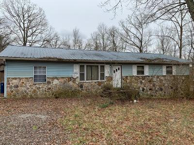 Crossville Single Family Home For Sale: 641 Dillon St