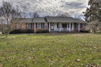 Lenoir City Single Family Home For Sale: 395 Mountain View Rd