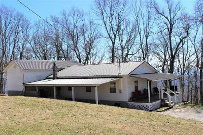 Lafollette Single Family Home For Sale: 178 Roberts Lane
