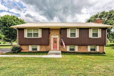 Lafollette Single Family Home For Sale: 638 Old Middlesboro Hwy