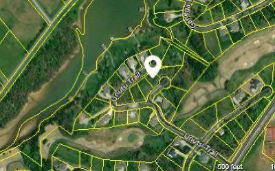 Kahite, Kahite Tellico Village, Kahite-Vonore, Tn, Kahite/Tellico Village, Kahitie, Kathite, Tellico Village -kahite Residential Lots & Land For Sale: Unutsi Tr