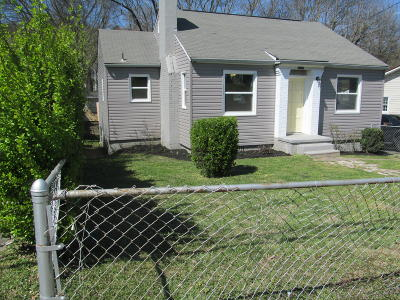 Knoxville Single Family Home For Sale: 2541 Keith Ave