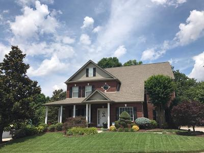 Knoxville Single Family Home For Sale: 10215 Canton Place Lane
