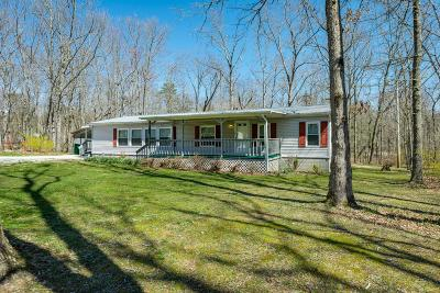 Crossville Single Family Home For Sale: 3316 Oswego Rd