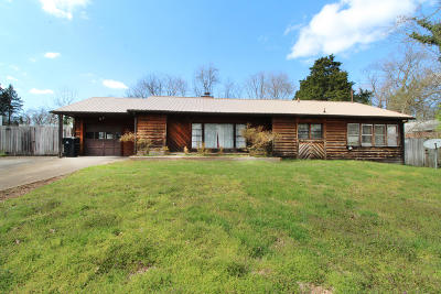 Knoxville Single Family Home For Sale: 3427 Buffat Mill Rd
