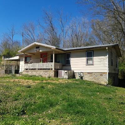Sevierville Single Family Home For Sale: 712 Allensville Rd
