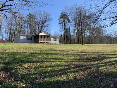 Loudon Single Family Home For Sale: 3594 Get Good Hollow Rd