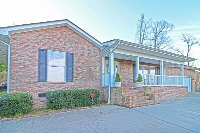 Knoxville Single Family Home For Sale: 8116 Chestnut Hill Lane