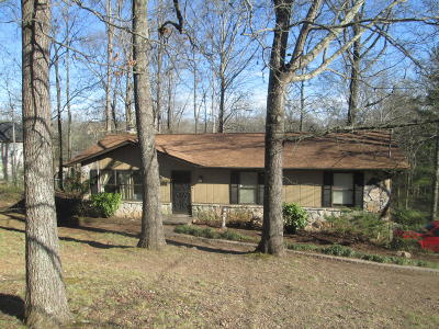 Knoxville Single Family Home For Sale: 1612 Southshire Lane