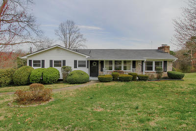 Knoxville Single Family Home For Sale: 3700 Frostwood Rd