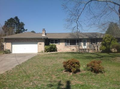 Clinton Single Family Home For Sale: 308 Woodland Hills Rd
