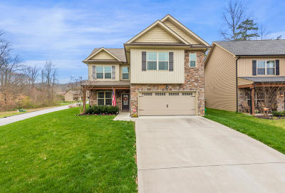 Knoxville Single Family Home For Sale: 1301 Yarnell Station Blvd
