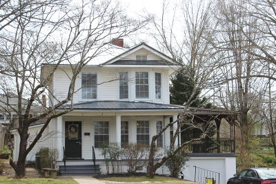 Knoxville Single Family Home For Sale: 1610 Coker Ave