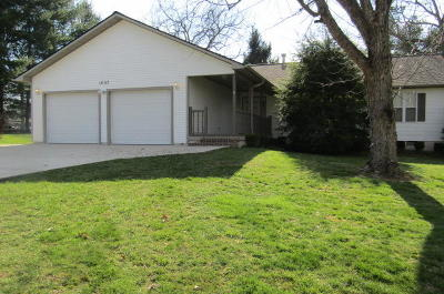 Crossville Single Family Home For Sale: 1007 Kaw Circle