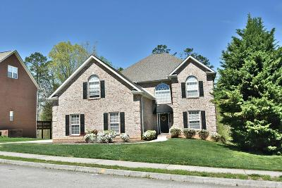 Knoxville Single Family Home For Sale: 12546 Weatherstone Drive