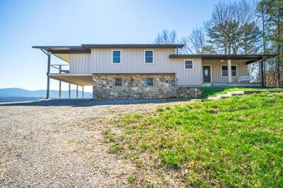 Tellico Plains Single Family Home For Sale: 10963 Hwy 68