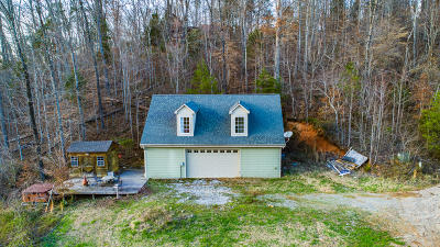 Knox County Single Family Home For Sale: 11433 N. Couch Mill Rd