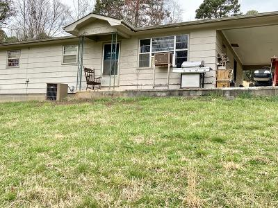 New Tazewell Single Family Home For Sale: 1206 Oxford Hollow Rd