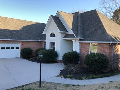 Knoxville Single Family Home For Sale: 7819 Twin Maple Drive