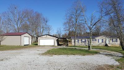 Crossville Single Family Home For Sale: 7037 Highway 127 S