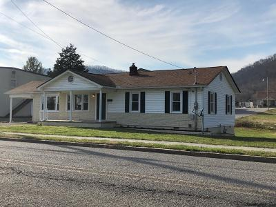 Campbell County Single Family Home For Sale: 707 E Beech St