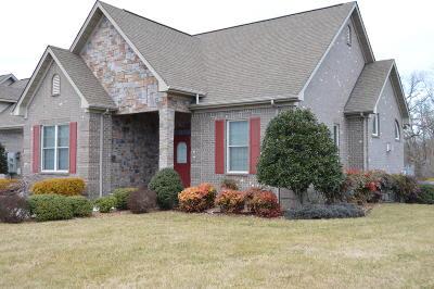 Crossville Condo/Townhouse For Sale: 89 Jantel Dr 89 Drive # 101