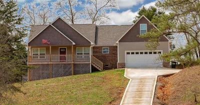 Single Family Home For Sale: 480 Earl Broady Rd