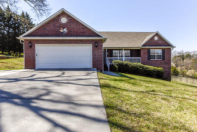 Maryville Single Family Home For Sale: 3082 Country Meadows Lane