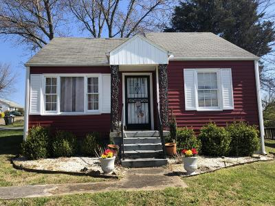 Knox County Single Family Home For Sale: 800 S Castle St