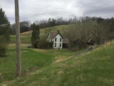 Union County Residential Lots & Land For Sale: 1804 Leadmine Bend Rd