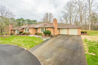 Knoxville Single Family Home For Sale: 6901 Bridle Court