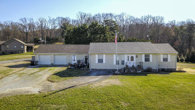 Blount County Commercial For Sale: 559 Dotson Memorial Rd
