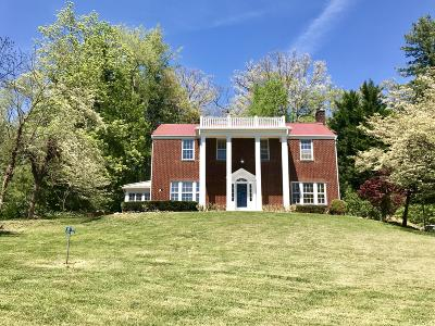 Knoxville Single Family Home For Sale: 5409 Holston Hills Rd