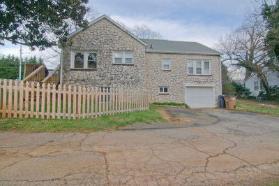 Knoxville TN Single Family Home For Sale: $167,000