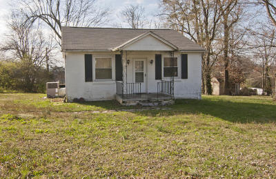 Knoxville Single Family Home For Sale: 2614 Carson Ave