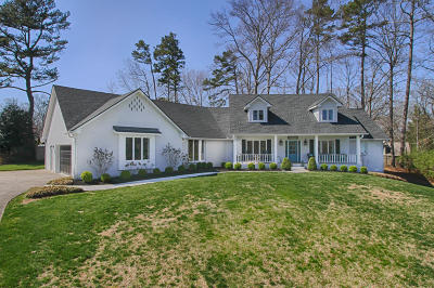 Knox County Single Family Home For Sale: 7217 Westhampton Place
