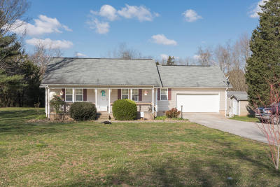 Sweetwater Single Family Home For Sale: 480 Oakhill Drive