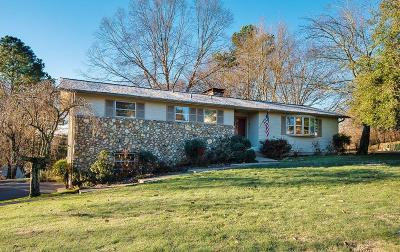 Knoxville Single Family Home Pending - Continue To Show - I: 5512 Timbercrest Tr