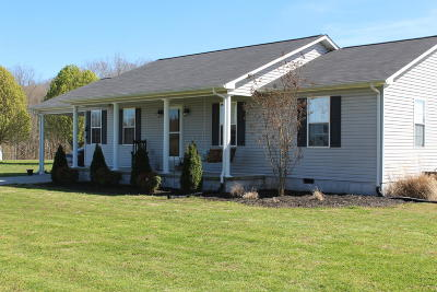 Sweetwater Single Family Home For Sale: 144 Vineyard Rd