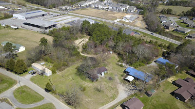 Blount County Commercial For Sale: 611 William Blount Drive