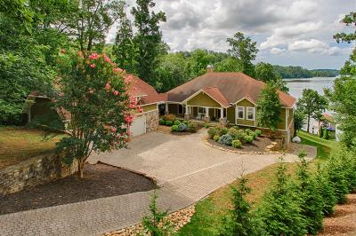 Blount County, Knox County, Loudon County, Monroe County Single Family Home For Sale: 4424 Forrest Ridge Drive