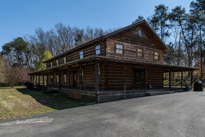 Madisonville Single Family Home For Sale: 627 Rocky Springs Road