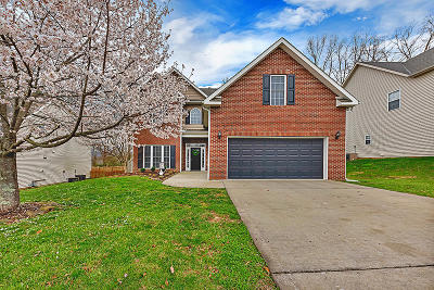 Knoxville TN Single Family Home For Sale: $278,500